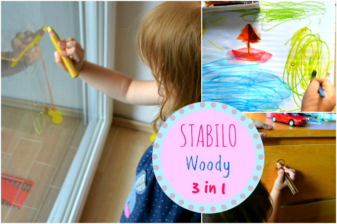 Stabilo Woody Crayons Review