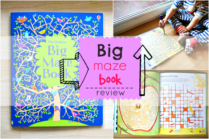 Big Maze Book Review