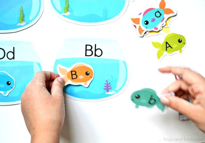 Fishbowl-Alphabet-Match-2d