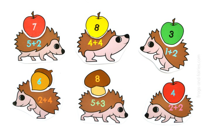 Hedgehog-Addition-to-10-Match-2-2m