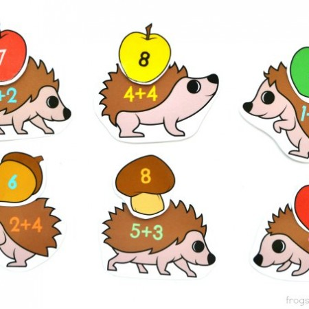 Hedgehog-Addition-to-10-Match-head
