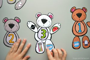 Build a Bear Number Match