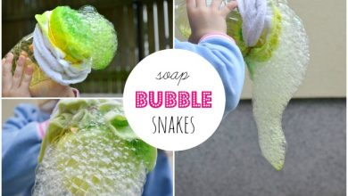 Photo of Bubble Snakes