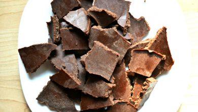 Photo of Homemade Raw Vegan Chocolate