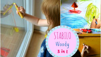 Photo of Stabilo Woody Crayons Review