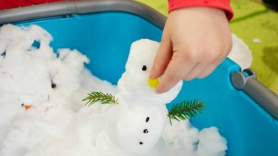 Photo of 5 Fun Indoor Snow Activities