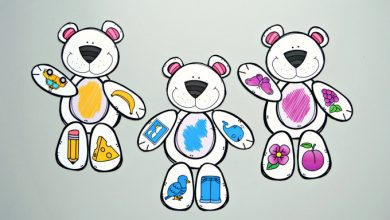 Photo of Build a Bear Color Match