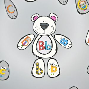 Build a Bear Letter Match