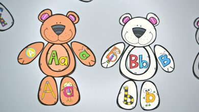 Photo of Build a Bear Letter Match
