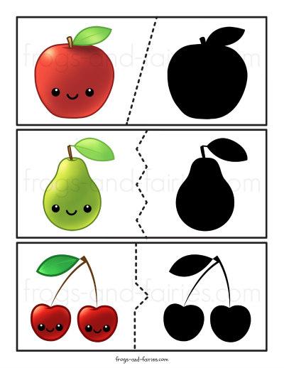 Match Fruit