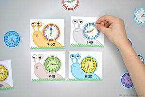Snail Time Match