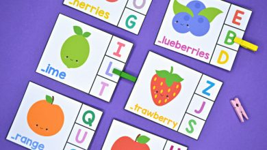 Photo of Beginning Sounds Clip Cards
