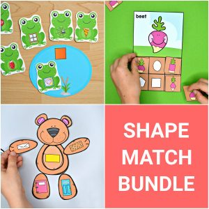 Shape Match Bundle
