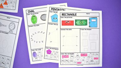 Photo of 2D Shapes Worksheets