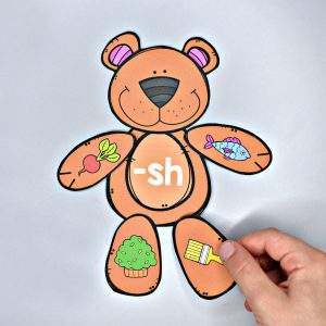 Build a Bear Digraph Match