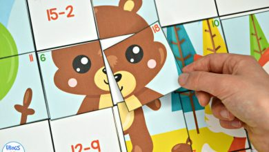 Photo of Addition & Subtraction to 20 Mega Puzzle