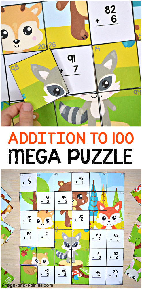 Addition to 100 Mega Puzzle