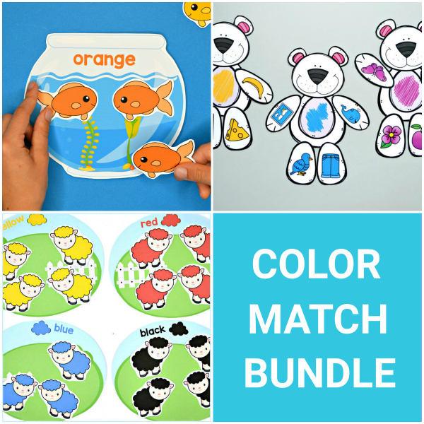 Color Match Bundle