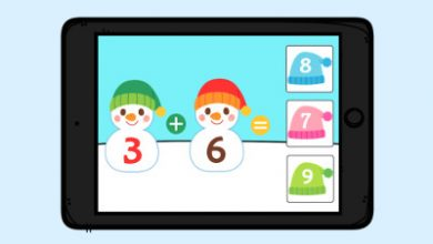 Photo of Free Boom Cards – Snowman Addition to 20
