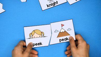 Photo of Homophones Puzzles